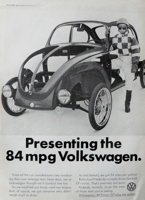 Advertising Campaign Awesome Volkswagen 2017 Vintage Everyday Cool