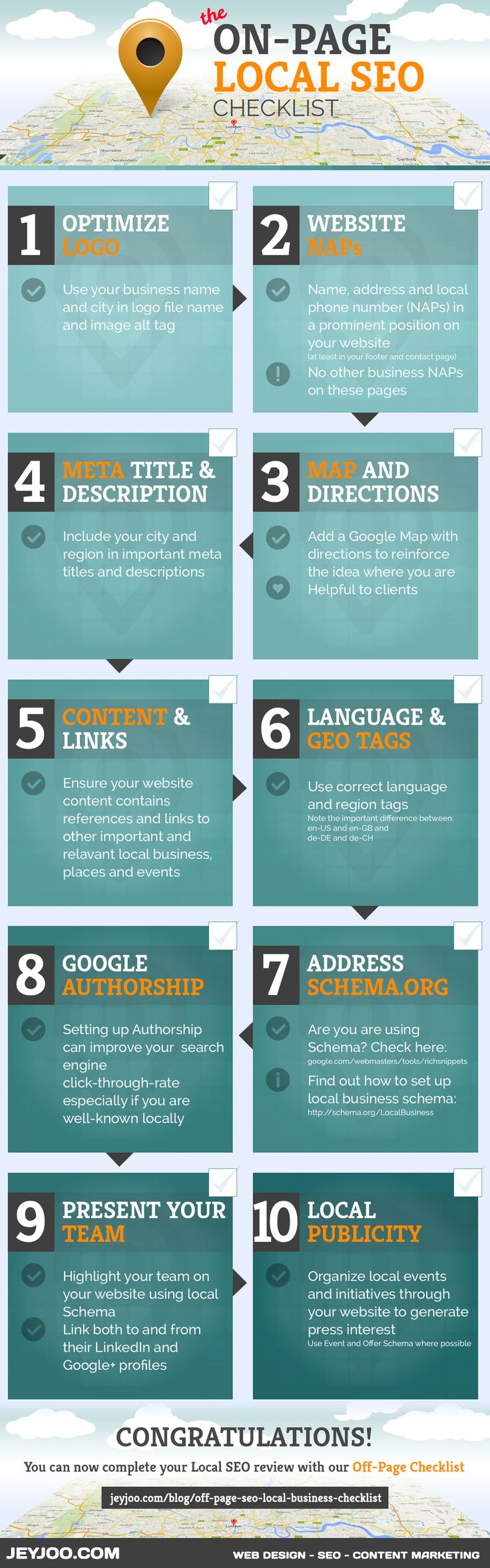 Advertising-Infographics-On-Page-Local-SEO-10-Tips-To-Improve-Your-Local-SEO-Infographic-localseo-go Advertising Infographics : On-Page Local SEO: 10 Tips To Improve Your Local SEO [Infographic] #localseo #go...