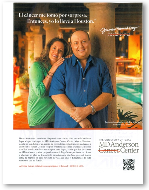 Healthcare Advertising : American Cancer Society cancer org