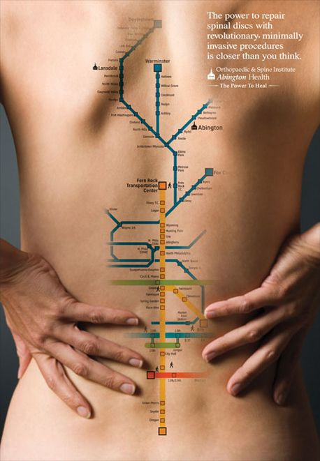 Healthcare-Advertising-Graphis-100-Best-in-Advertising-2012-Platinum-Winner Healthcare Advertising : Abington Memorial Hospital: Orthopedic & Spine Institute