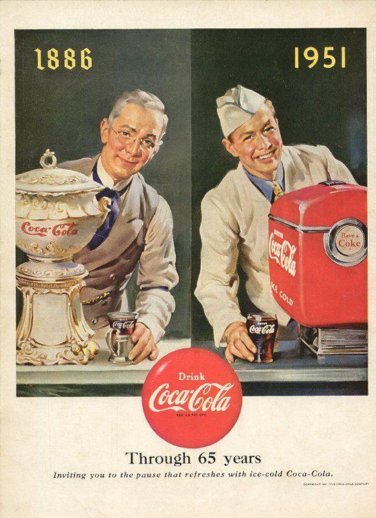 Vintage-Ads-Coca-cola-ad Vintage Ads : *Coca-cola ad