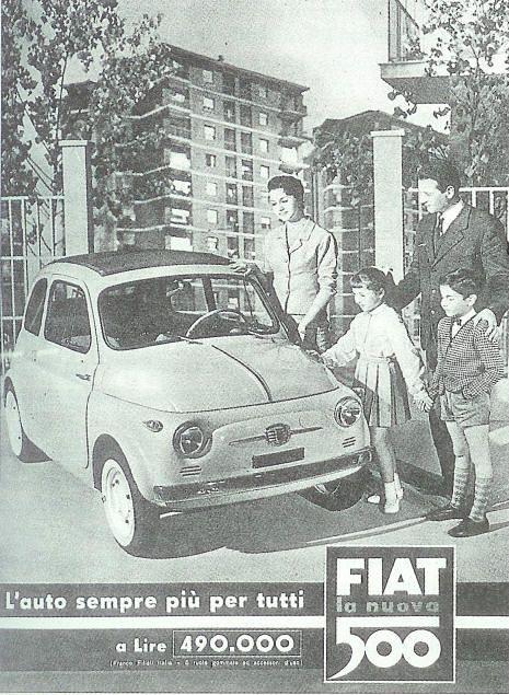 Vintage-Advertising-Il-Boom-economico Vintage Advertising : Il Boom economico