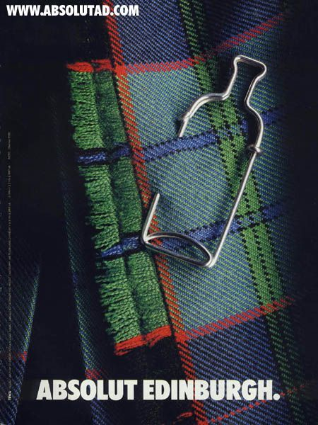 Advertising-Campaign-adv-Absolut-Edinburgh-Sup3rb Advertising Campaign : adv / Absolut Edinburgh | Sup3rb