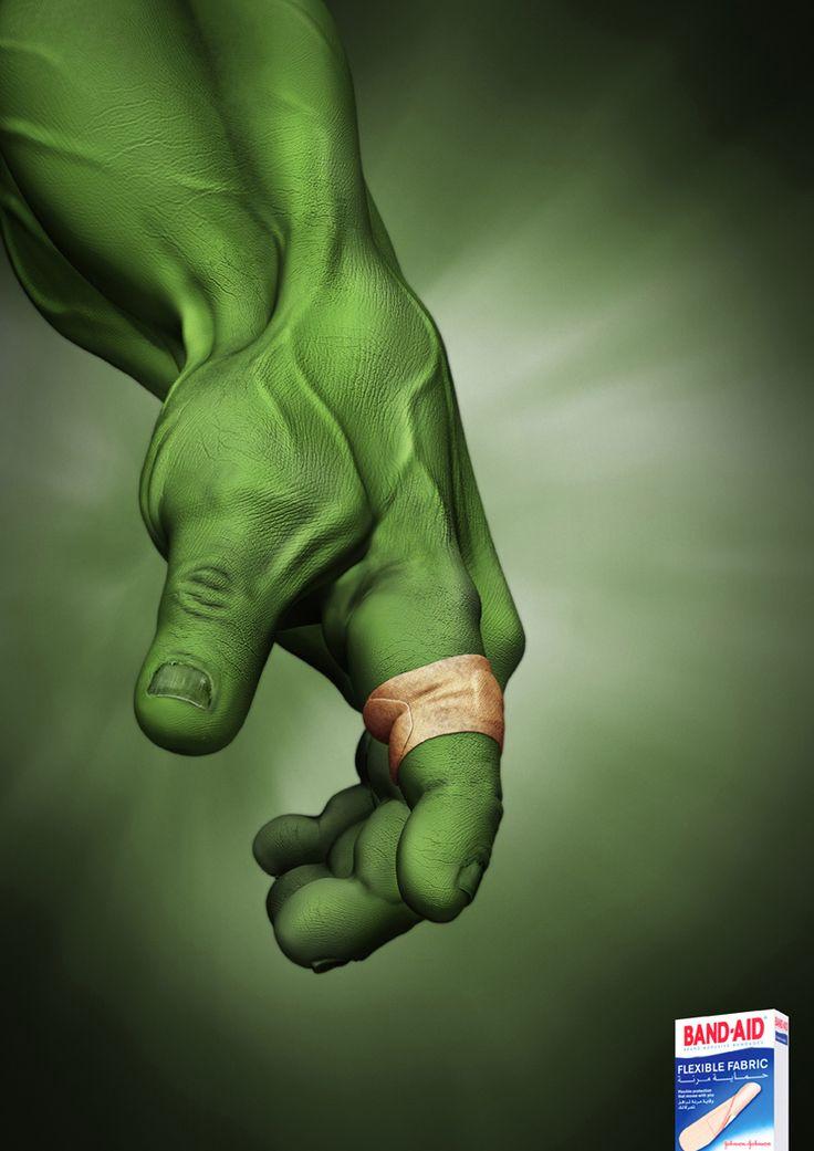 Advertising-Campaign-hulk Advertising Campaign : hulk