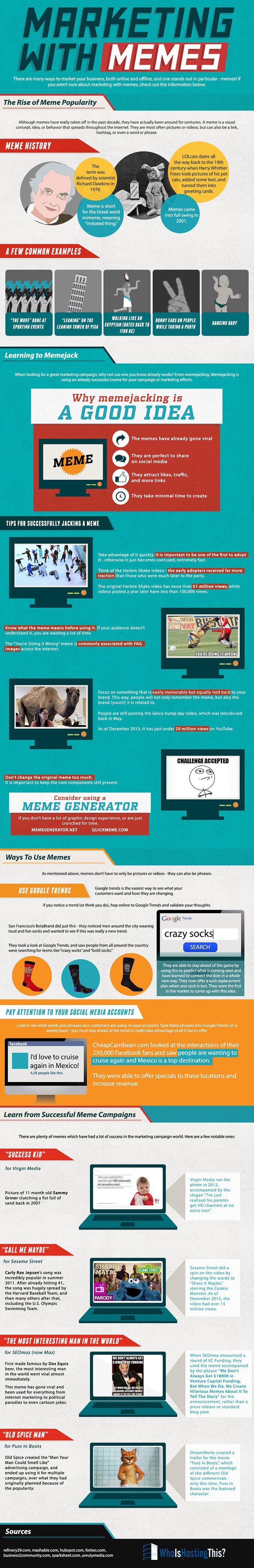 Digital-Marketing-Marketing-with-Memes-Marketing-Business-Meme-infographic Digital Marketing : Marketing with Memes   #Marketing #Business #Meme #infographic