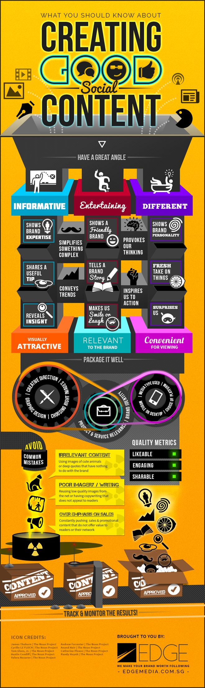 Marketing-Infographic-Simple-and-Effective-Tips-for-Creating-Great-Social-Content.-One-may-have-the Marketing Infographic : Simple and Effective Tips for Creating Great Social #Content.  One may have the ...
