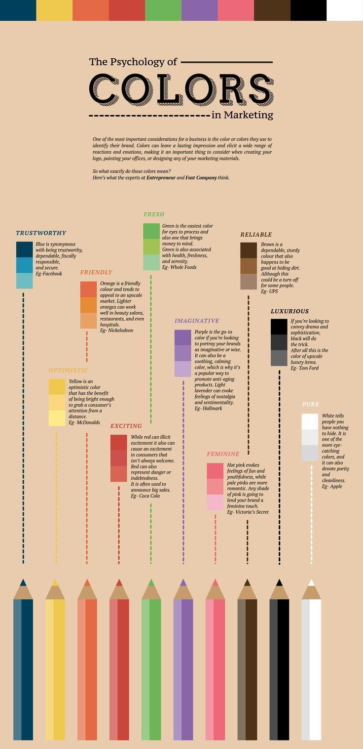 Marketing-Infographic-The-psychology-of-color-means-that-different-colors-have-different-effects-on-yo Marketing Infographic : The psychology of color means that different colors have different effects on yo...