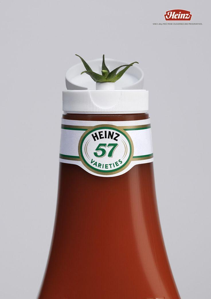 Print-Advertising-Heinz-advertisement Print Advertising : Heinz advertisement.