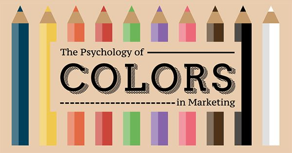 Psychology-Infographic-The-Psychology-of-Color-and-Your-Brand-Infographic-visual-content Psychology Infographic : The Psychology of Color and Your Brand: Infographic - #visual #content
