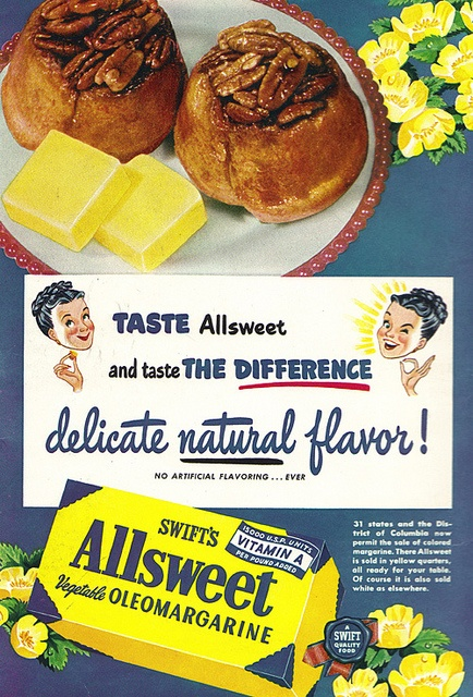 Vintage-Ads-From-the-braided-bun-updos-to-the-sunny-sweet-buttercups-theres-something-so Vintage Ads : From the braided bun updos to the sunny, sweet buttercups, there's something so ...