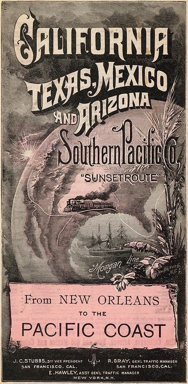 Vintage-Ads-Railroad Vintage Ads : #Railroad