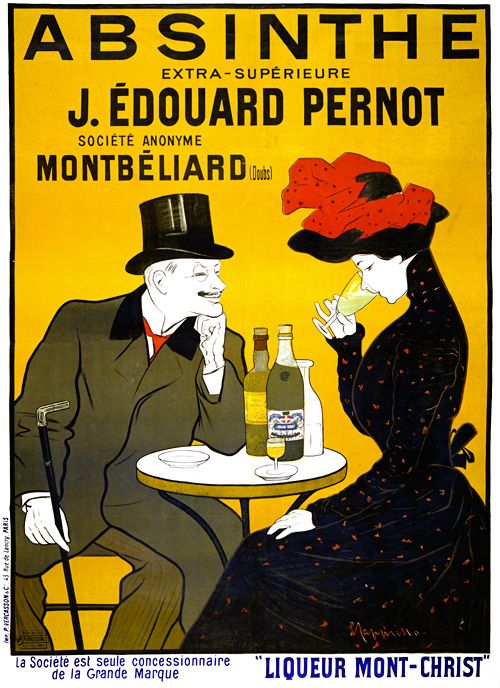 Vintage-Ads-This-advertisement-for-Extra-Superior-Absinthe-was-created-by-Imp.-P.-Vercasson Vintage Ads : This advertisement for Extra Superior Absinthe was created by Imp. P. Vercasson ...