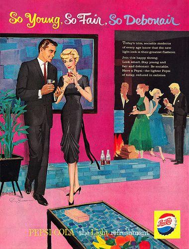 Vintage-Ads-pepsi-ad-1959 Vintage Ads : pepsi ad, 1959