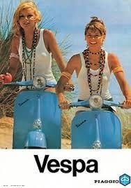 Vintage-Advertising-Vespa-Italian-Style Vintage Advertising : Vespa | Italian Style