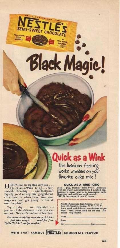 Vintage Advertising : Vintage 1950s ads | Vintage Food