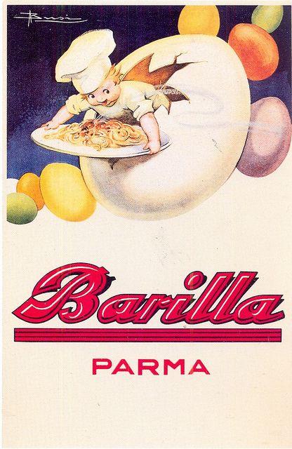 Vintage-Advertising-Vintage-Italian-Posters-pasta-adv-1931 Vintage Advertising : Vintage Italian Posters ~ - pasta - adv - 1931