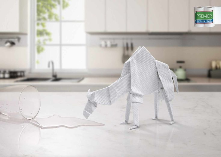 Advertising-Campaign-Premier-Kitchen-Towel-Camel Advertising Campaign : Premier Kitchen Towel: Camel