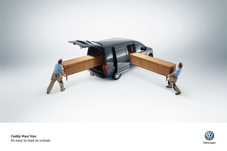 Advertising-Campaign-Volkswagen-Caddy-Easy-2 Advertising Campaign : Volkswagen Caddy: Easy, 2