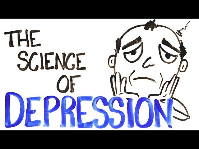 Psychology-Infographic-The-Science-of-Depression-Explained-in-a-Simple-Video Psychology Infographic : The Science of Depression Explained in a Simple Video