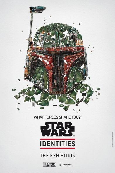 Advertising-Campaign-STAR-WARS-Identities-The-Exhibition-Boba-Fett Advertising Campaign : STAR WARS Identities: The Exhibition, Boba Fett