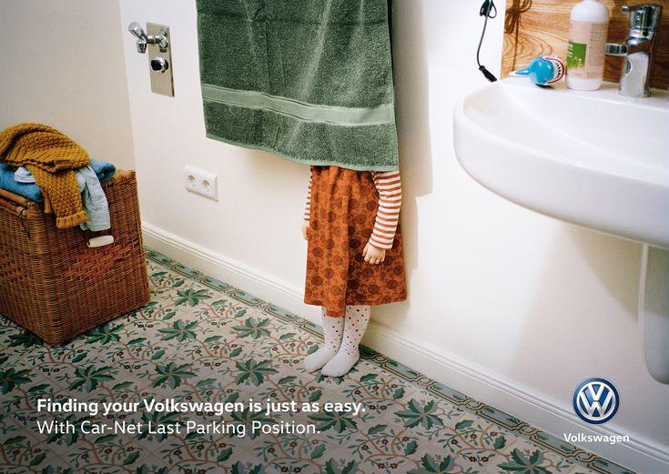 Hide Seek Kids: Advertising Campaign : Hidden Kids