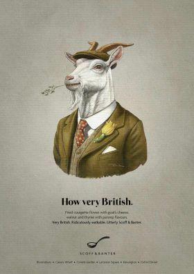 Advertising-Campaign-Saatchi-Masius-Scoff-Banter-39How-very-British39 Advertising Campaign : Saatchi Masius: Scoff & Banter 'How very British'