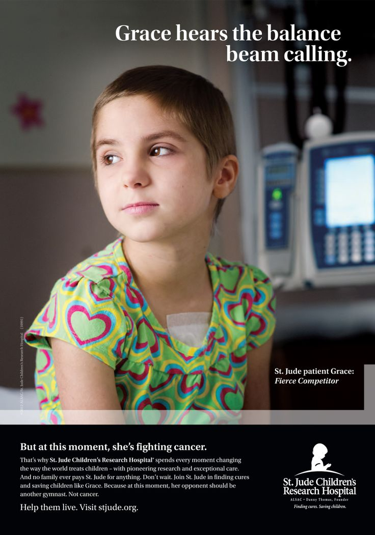 Healthcare-Advertising-St.-Jude-Children39s-Research-Hospital®-Celebrates-50-Years-with-New-Nationa Healthcare Advertising : St. Jude Children's Research Hospital® Celebrates 50 Years with New Nationa...