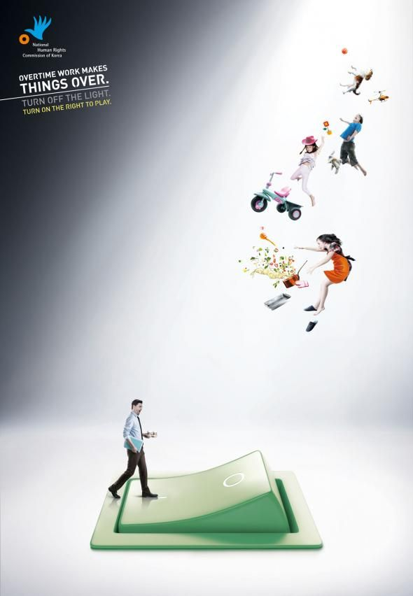 1541074816_910_Advertising-Campaign-National-Human-Rights-Commission-of-Korea-Overtime-ads-advertising-print-d Advertising Campaign : National Human Rights Commission of Korea: Overtime, #ads #advertising #print# d...