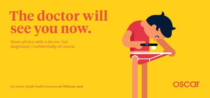 Healthcare-Advertising-Image-result-for-oscar-subway-ads Healthcare Advertising : Image result for oscar subway ads