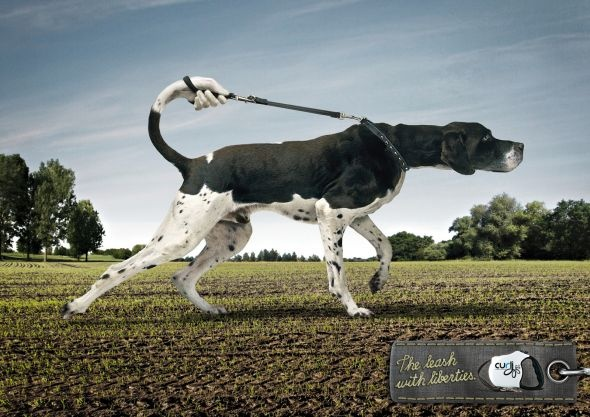 """1545921142_316_Advertising-Campaign-The-Leach-With-Liberties-Advertising-Agency-Interone-Munich-Germany Advertising Campaign : """"The Leach With Liberties"""" Advertising Agency: Interone, Munich, Germany"""