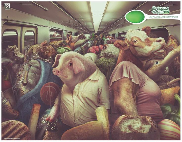 "Advertising-Campaign-Espasmotropin-Subway-For-fullness-and-digestive-spasms.-Advertising-Agency Advertising Campaign : Espasmotropin: Subway ""For fullness and digestive spasms.""  Advertising Agency: ..."
