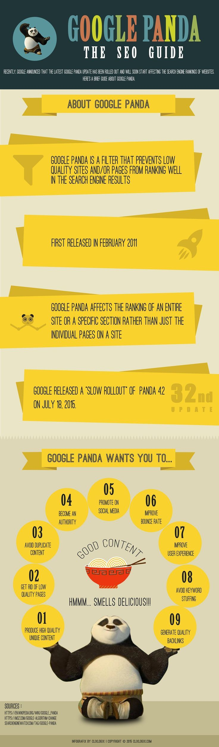 Advertising-Infographics-Finally-Easy-to-Understand-Google-Panda-The-SEO-Guide-via-semanticmastery.com Advertising Infographics : Finally Easy to Understand Google Panda: The SEO Guide via semanticmastery.com #...