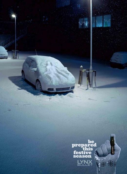 Advertising Campaign : Axe (Lynx) creative campaign - AdvertisingRow