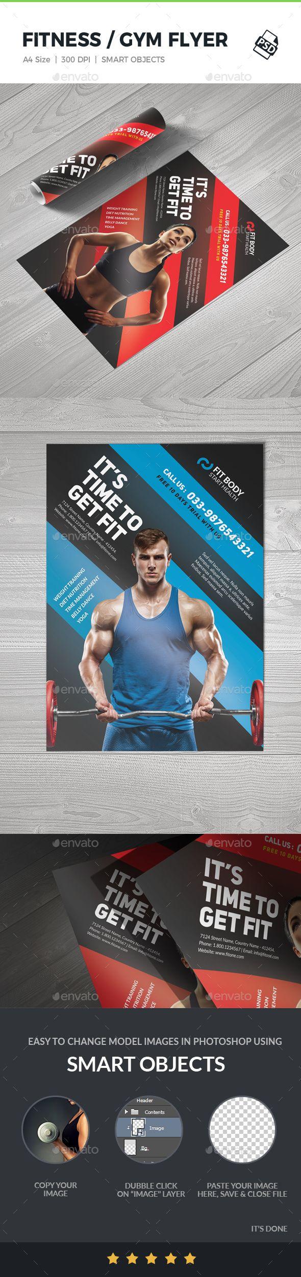 Healthcare-Advertising-FitnessFlyer-Sports-Events Healthcare Advertising : #FitnessFlyer - Sports Events