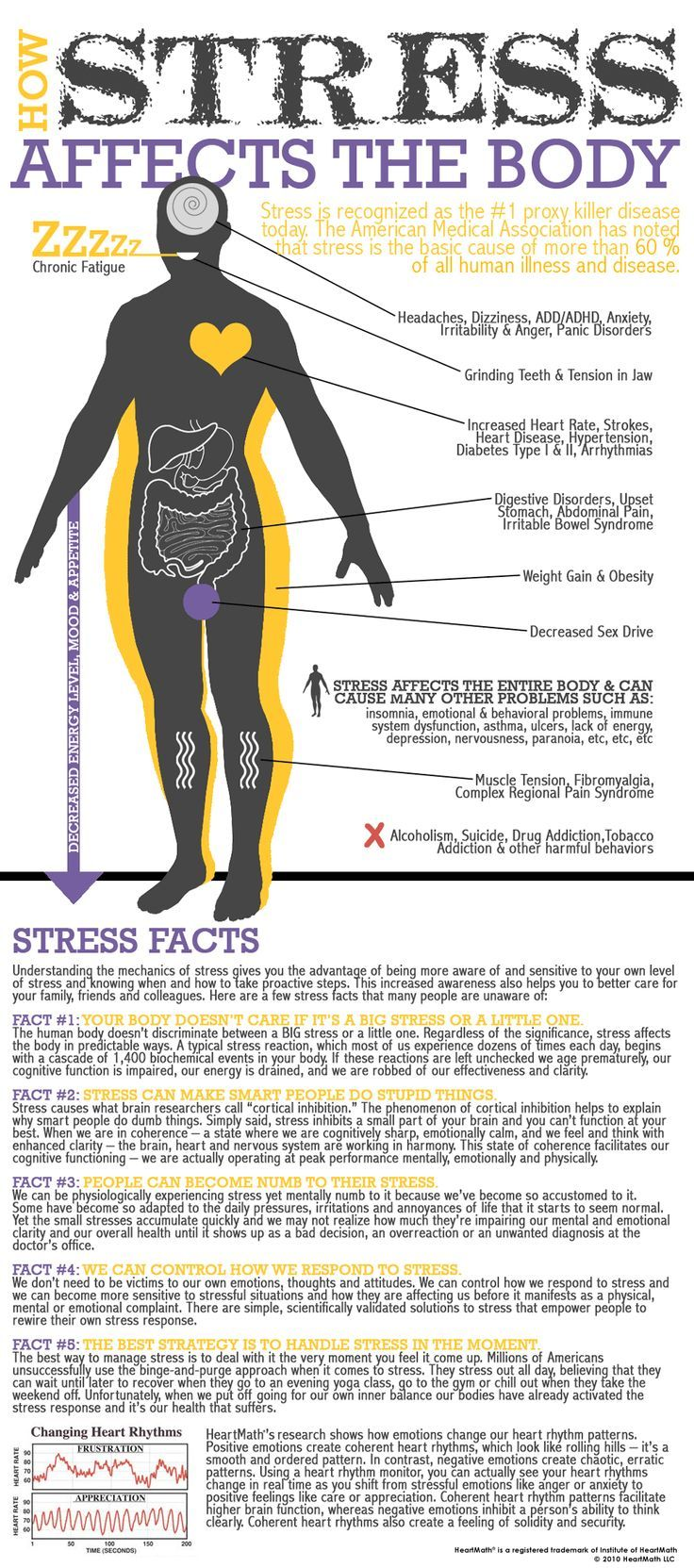 Psychology-Infographic-Infographic-How-stress-affects-the-body.-stress-infographic Psychology Infographic : Infographic: How stress affects the body. #stress #infographic
