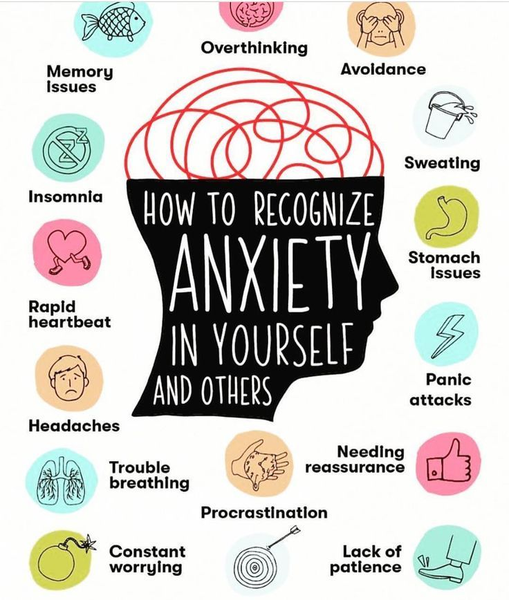 Psychology-Infographic-mental-health Psychology Infographic : How to Deal with Anxiety