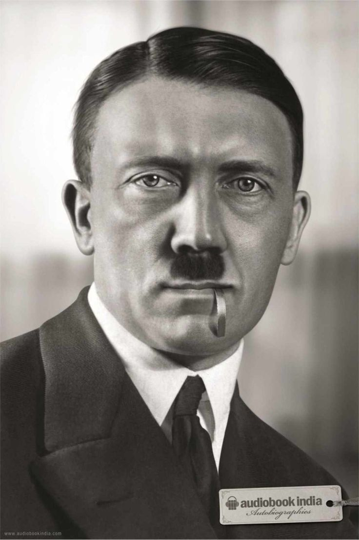 Advertising-Campaign-AudioBook-India-Hitler Advertising Campaign : AudioBook India: Hitler