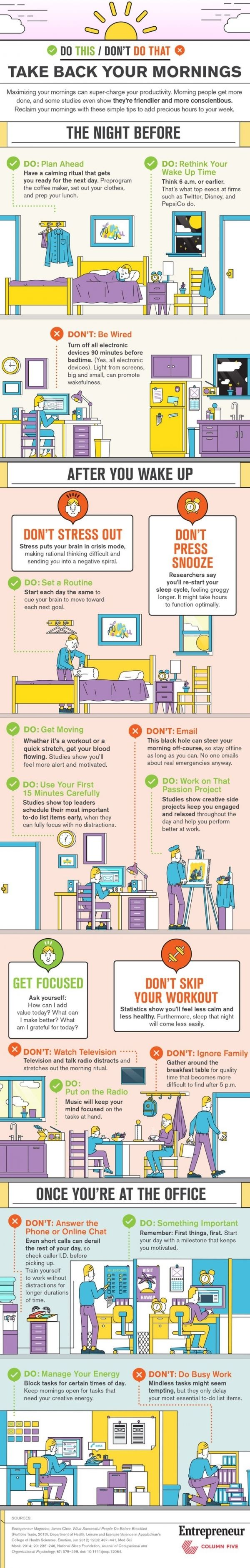 Psychology-Infographic-If-you-want-to-know-ways-to-reclaim-your-morning-then-have-a-look-at-this-infog Psychology Infographic : If you want to know ways to reclaim your morning then have a #look at this infog...