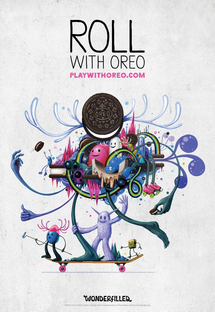 """1551890970_528_Advertising-Campaign-As-part-of-the-next-phase-of-""""Play-with-OREO""""-the-world's-favorite-cookie Advertising Campaign : As part of the next phase of """"Play with OREO"""", the world's favorite cookie..."""
