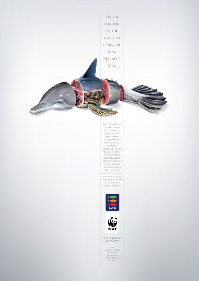 Advertising-Campaign-Creative-Advertising-Ads-WWF-1 Advertising Campaign : Creative Advertising Ads WWF (1)