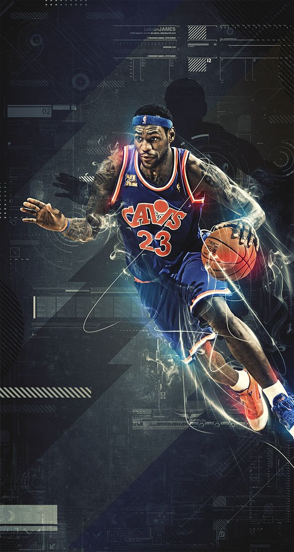 Advertising-Campaign-Nike-House-of-Hoops-by-Pete-Harrison-via-Behance Advertising Campaign : Nike - House of Hoops by Pete Harrison, via Behance