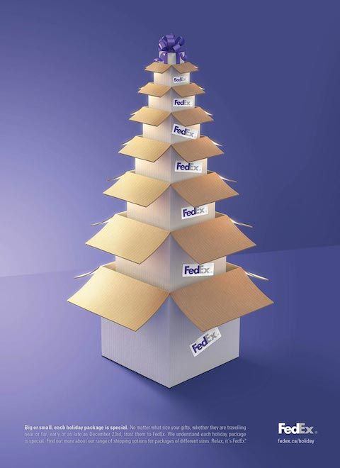 Advertising-Campaign-fedex-holiday-print Advertising Campaign : fedex-holiday-print