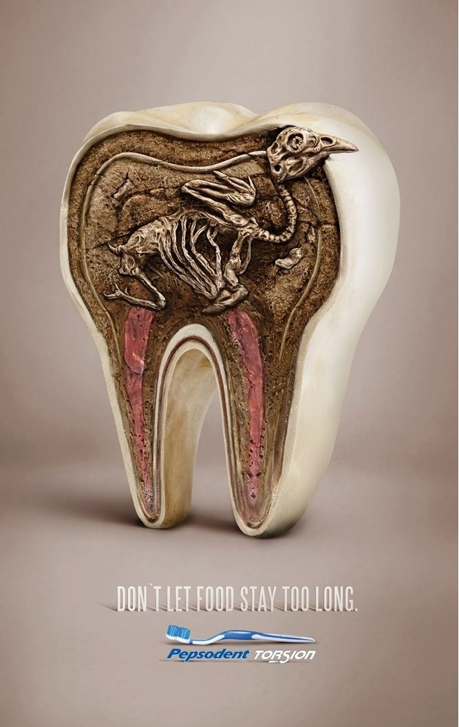 Advertising-Campaign-Brush-your-teeth Advertising Campaign : Brush your teeth!