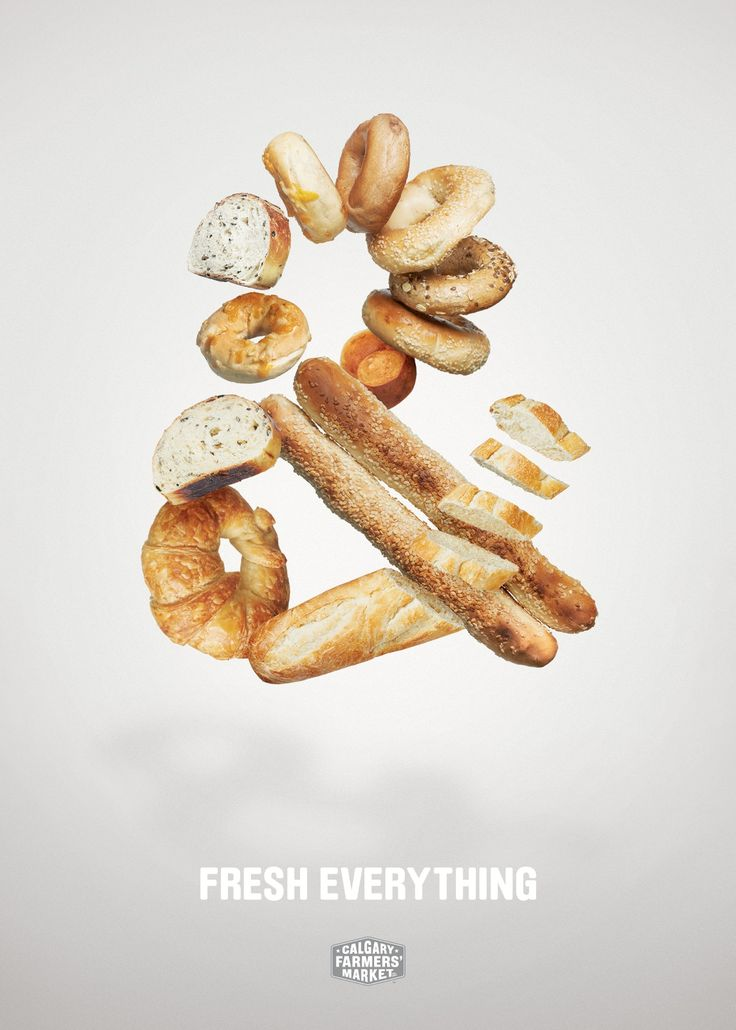 Advertising-Campaign-Calgary-Farmers-Market-Fresh-Everything-Bread Advertising Campaign : Calgary Farmers' Market: Fresh Everything, & Bread Advertising Agency: WAX, Calg...