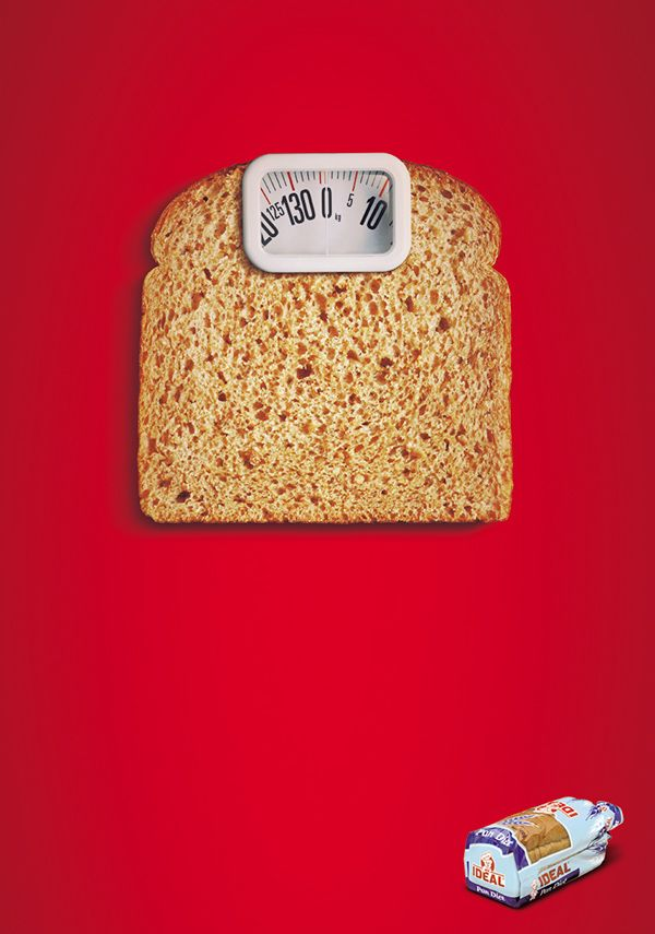 Advertising Campaign : Food Funnies | BIMBO ADS on Behance