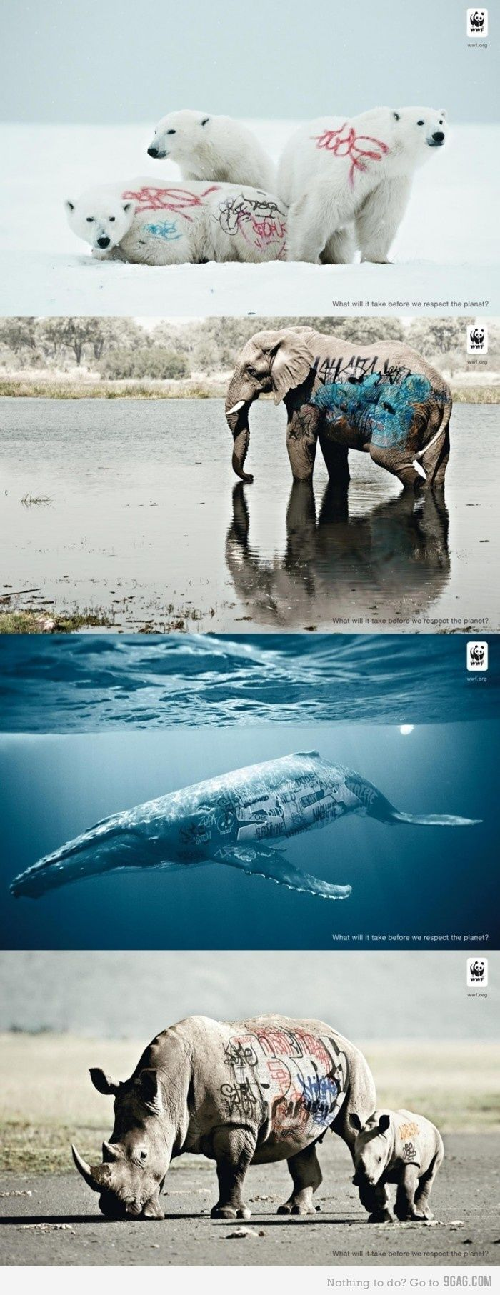 Creative-Advertising-Creative-WWF-ad-What-will-it-take Creative Advertising : Creative WWF ad: What will it take before we respect the planet?