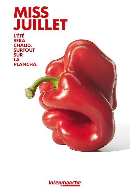 1561101332_457_Advertising-Campaign-Miss-Juillet-–-l'ete-sera-chaud-surtout Advertising Campaign : Miss Juillet – l'été sera chaud surtout sur la plancha.  #Intermarché #L...