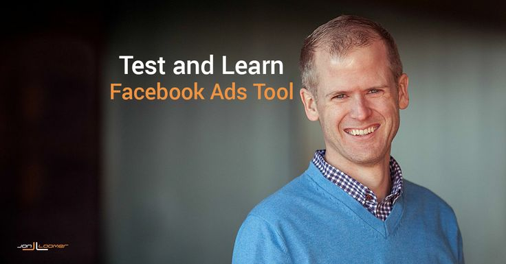 Advertising-Infographics-Test-and-Learn-is-a-new-Facebook Advertising Infographics : Test and Learn is a new Facebook ads tool that helps advertisers uncover the con...
