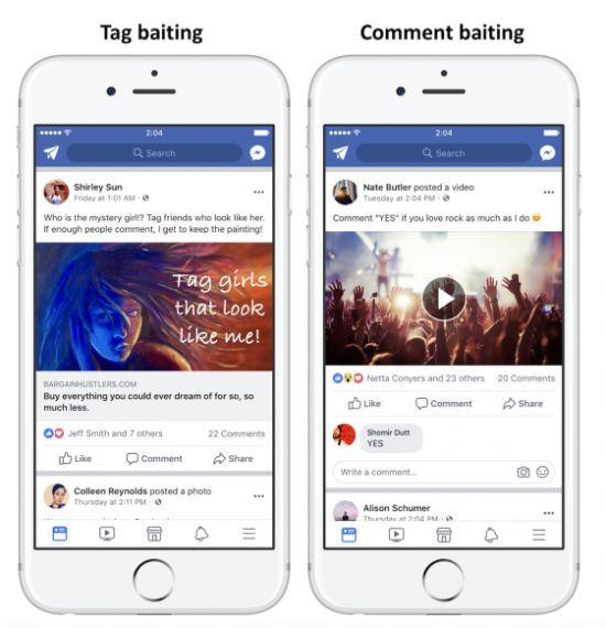 Advertising-Infographics-Social-media-infographic-Social-media-updates Advertising Infographics : Social media infographic - Social media updates that shook 2017