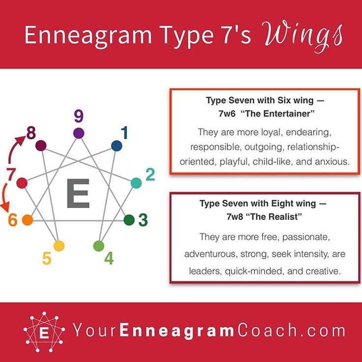"""Infographic-Instagram의-Beth-McCord님-""""Wings-are-the-two-personality Infographic : Instagram의 Beth McCord님: """"Wings are the two personality types on either si..."""